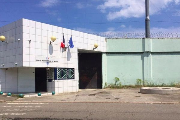 Illustration. Le centre pénitentiaire de Borgo en Haute-Corse.