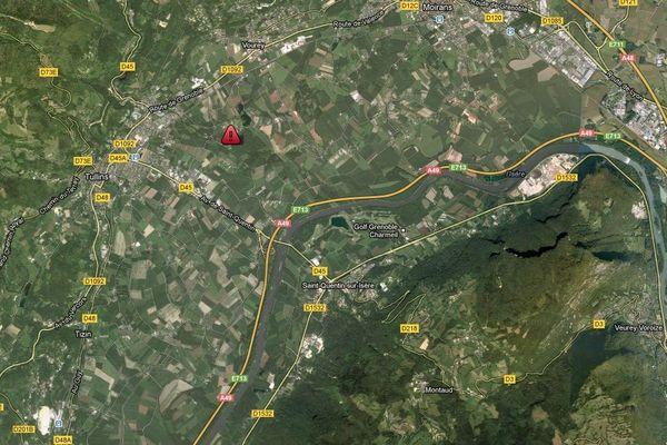 Un engin a été retrouvé dans le canal de la Fure