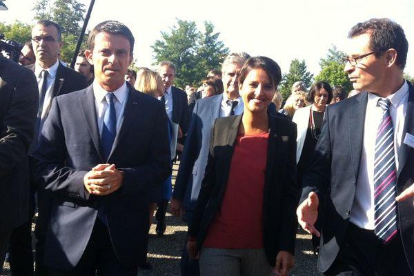 Manuel Valls dans la région ce vendredi