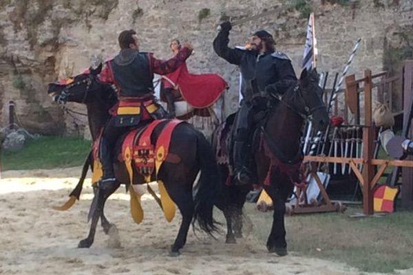 La cavalcade, un spectacle médiéval à découvrir à Dinan