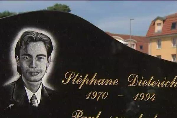 Stéphane Dietrich avait 24 ans. il a été tué de 11 coups de couteau en juillet 1994