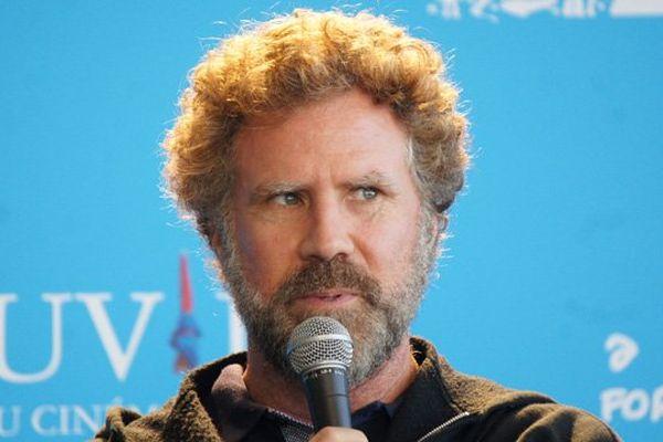L'acteur américain Will Ferrell ce mercredi au festival du cinéma américain