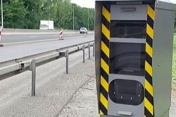 La Bourgogne comptait 149 radars automatiques en 2013