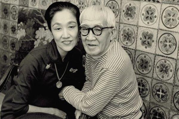 Foujita et Kimiyo