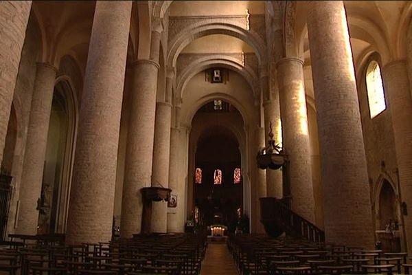 L'abbaye Saint-Philibert est un monument remarquable