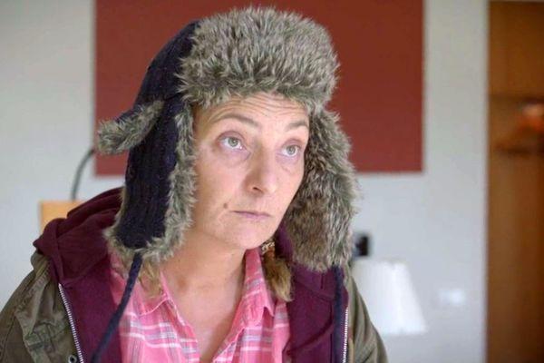 Corinne Masiero dans le rôle de capitaine Marleau