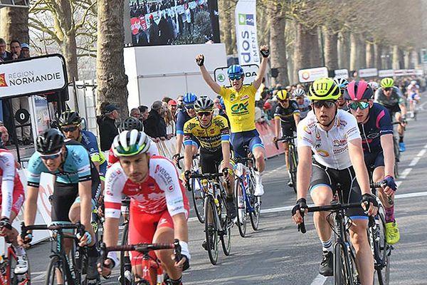 Ole Forfang a remporté la 39e édition du Tour de Normandie