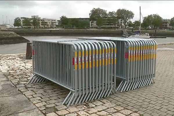 Un dispositif de sécurité important sera déployé ce samedi à La Rochelle.