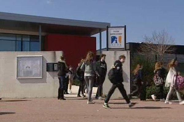 Les 18 élèves du collège Marcelin Albert en visite à Bruxelles doivent être rapatriés cette nuit à Saint-Nazaire-d'Aude - 23 mars 2016