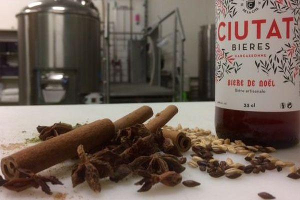 Une brasserie de Carcassonne fabrique de la bière pour la deuxième année consécutive- Décembre 2016