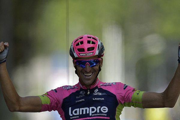 L'Espagnol Ruben Plaza Molina vainqueur à Gap.
