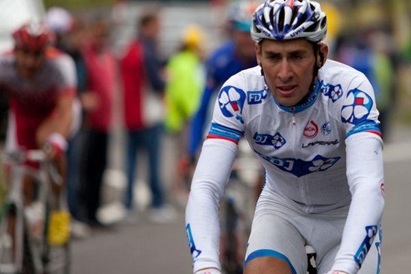 Matthieu Ladagnous sur le Tour de France