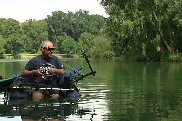 Le float tube ou comment être peinard pour pêcher