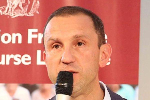 Bertrand Capuch, co-président de la Fédération Française de la Course Landaise