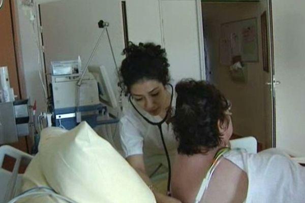 Interne en médecine - Faculté de Tours- oct 2012