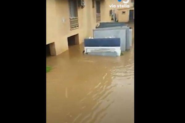Lundi 21 septembre, une averse orageuse a frappé le quartier de la Madonuccia à Ajaccio et a provoqué, une nouvelle fois, des inondations.