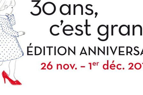 Le Salon du livre jeunesse de Montreuil fête sa 30e édition.