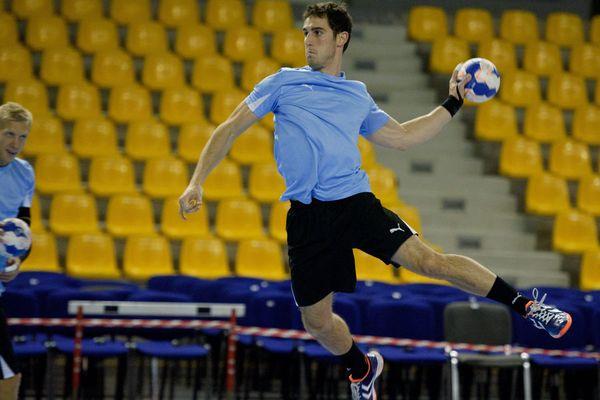 Pierre Soudry appelé pour la première fois en équipe de France.