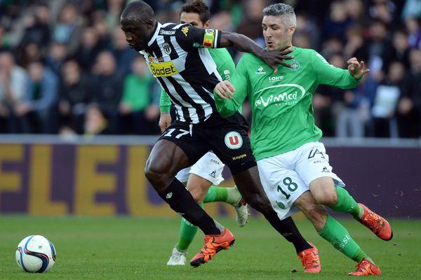 AS Saint-Étienne / SCO Angers 1-0 en 19ème journée de Ligue 1 le 20 décembre 2015