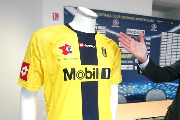 Le FCSM ne jouera plus en Lotto, dès la saison prochaine. Photo d'archive, 2008.