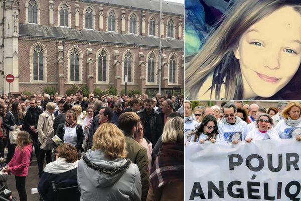 Les obsèques d'Angélique Six se tiendront ce samedi 5 mai à 9h30 en l'église Saint-Vaast de Wambrechies.