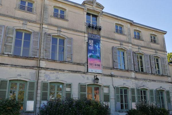 La région Auvergne-Rhône-Alpes a officialisé le rachat du château d'Antoine de Saint-Exupéry pour en faire un musée ouvert au public et aux touristes, sur la commune de Saint-Maurice-de-Rémens (Ain). Photo d'archive.