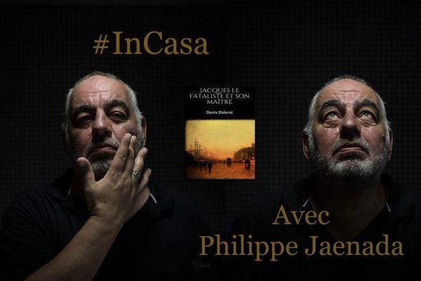 Philippe Jaenada, prix Femina 2017, a choisi Jacques le Fataliste de Diderot