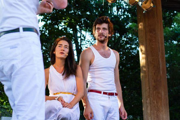 Feuilleton Goldoni est l'une des trois créations du Théâtre National de Nice pour cette saison 2020/2021. Ce sera l'occasion de retrouver la troupe nouvellement constituée par Muriel Mayette-Holtz au printemps prochain.