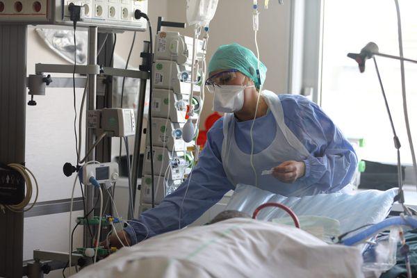 Illustration. Depuis septembre, 119 personnes sont décédées du Covid-19 en Corse.