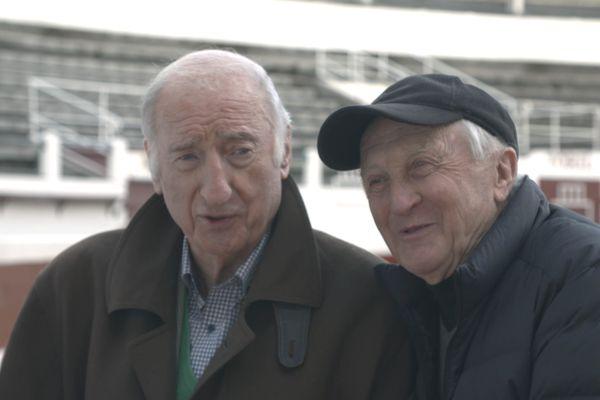 Pierre Albaladéjo et Christian Darrouy