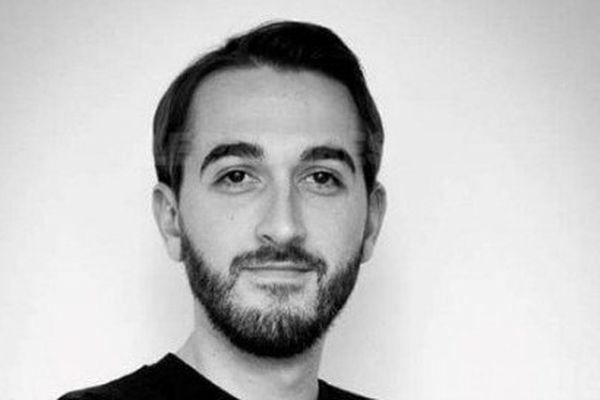 Cédric Gomet, décédé à la suite de l'attaque meurtrière du Bataclan à Paris