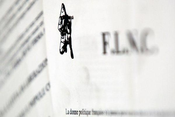 Communiqué signé FLNC, image d'illustration