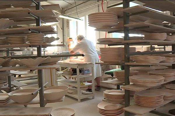 La manufacture de porcelaine Pergay va quitter Aixe-sur-Vienne pour Limoges