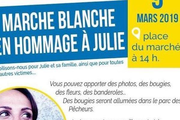 Julie Douib est la 30e victime tuée par les violences conjugales depuis le 1er janvier.