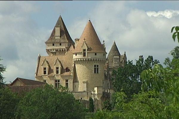 Le château des Milandes proposera un spectacle de rapaces pour les Journées du Patrimoine.