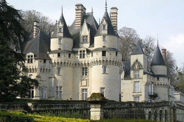 Le Château Ussé (Indre-et-Loire) appartient aux ducs de Blancas depuis 1850.