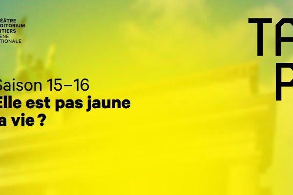 Une saison 2015/2016 en jaune.