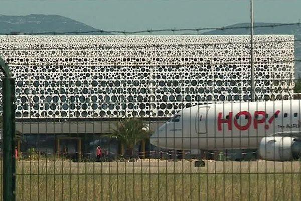 En 2018, la filière régionale d'Air France a embarqué 250 000 passagers à Perpignan.