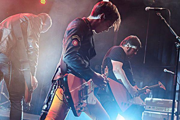 Cachemire, le groupe qui monte sur la scène rock nantaise...