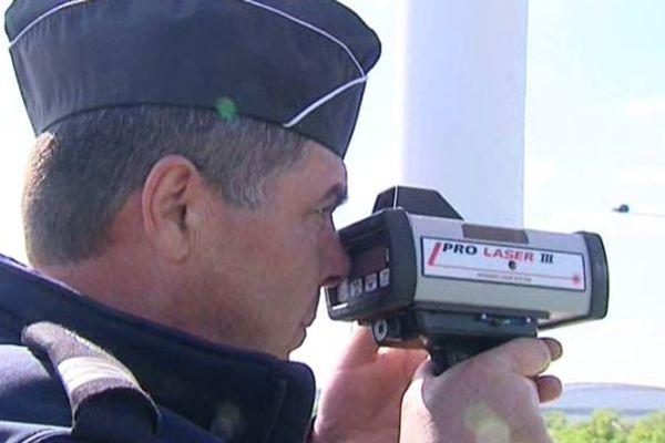 200 gendarmes seront au bord des routes ce week-end.