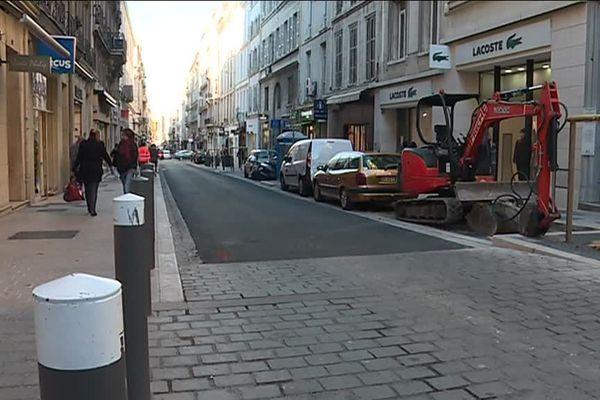 Bientôt la fin des travaux pour la rue Paradis