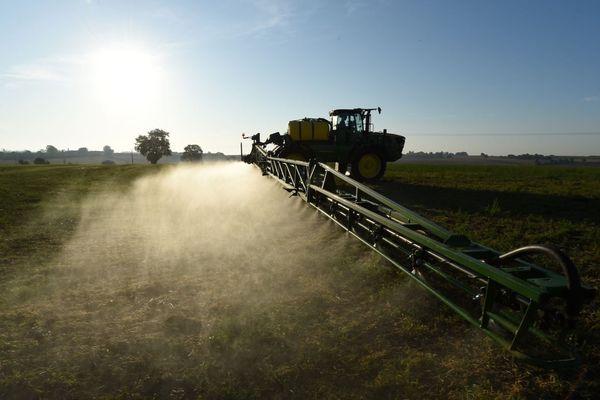 """La décision souligne un """"danger grave pour les populations exposées"""" aux pesticides (illustration)"""