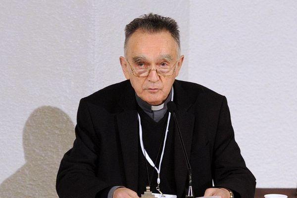 Monseigneur Pontier - Afp
