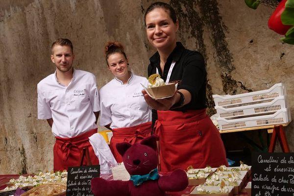 Découverte de la gastronomie Bourguignonne-francomtoise au week-end gourmand du Chat Perché