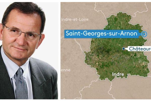 Jacques Pallas maire de Saint-Georges-sur-Arnon