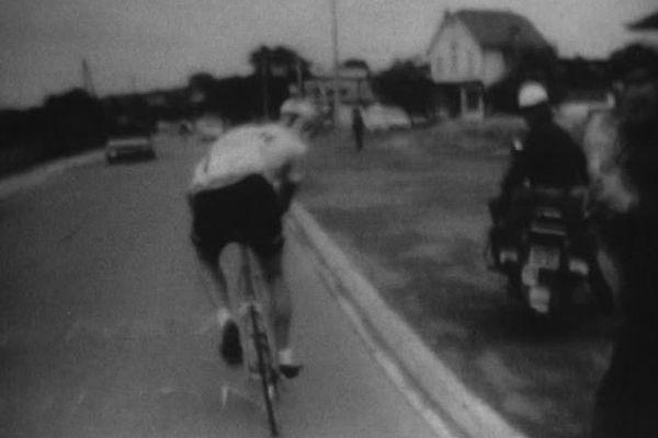 L'étape est alors remportée par le Néerlandais Marinus Wagtmans