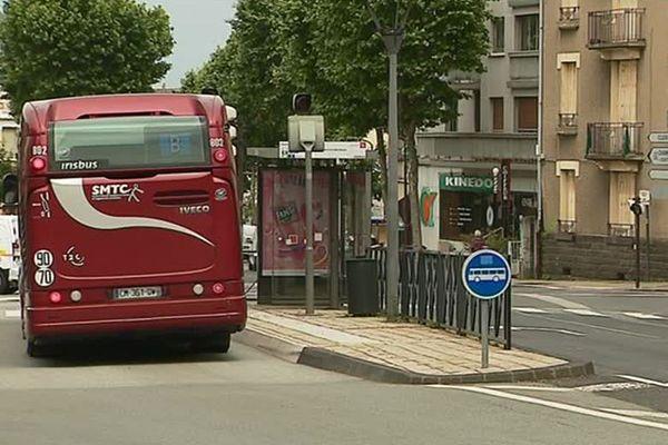 La Métropole clermontoise a choisi un nouveau mode de transport en commun : un bus électrique en site propre à l'horizon 2025.