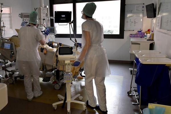 En Corse, un nouveau décès a été enregistré ces dernières 24 heures selon le bilan de l'ARS du 15 février.