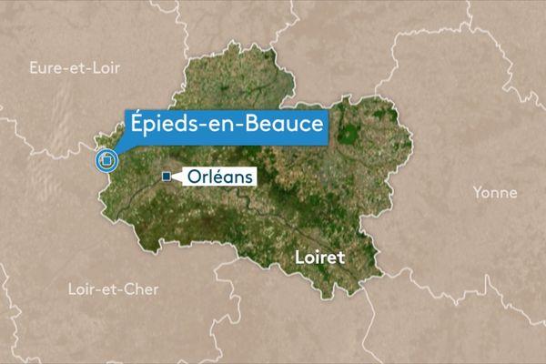 Un accident de la circulation a causé une coupure d'électricité àEepieds-en-Beauce, vendredi 15 mars.
