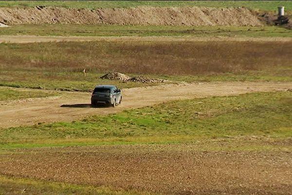 22 ha de terres agricoles transformées en partie en circuit automobile, de quoi attiser la colère des riverains